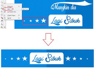 Cara Membuat Design Typography di CorelDRAW