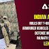 Indian Army rolls out T-90 tanks, during defence minister Rajnath Singh's Leh visit
