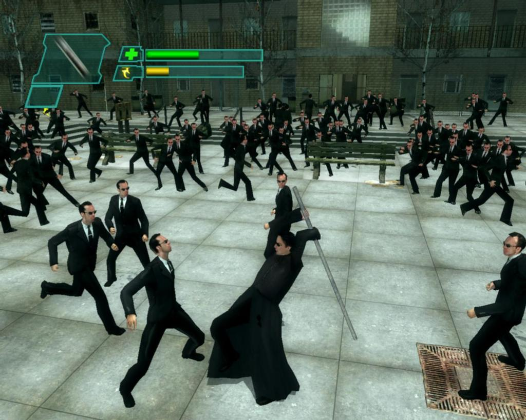 Download The Matrix Patch Of Neo Games PC Full Version ...