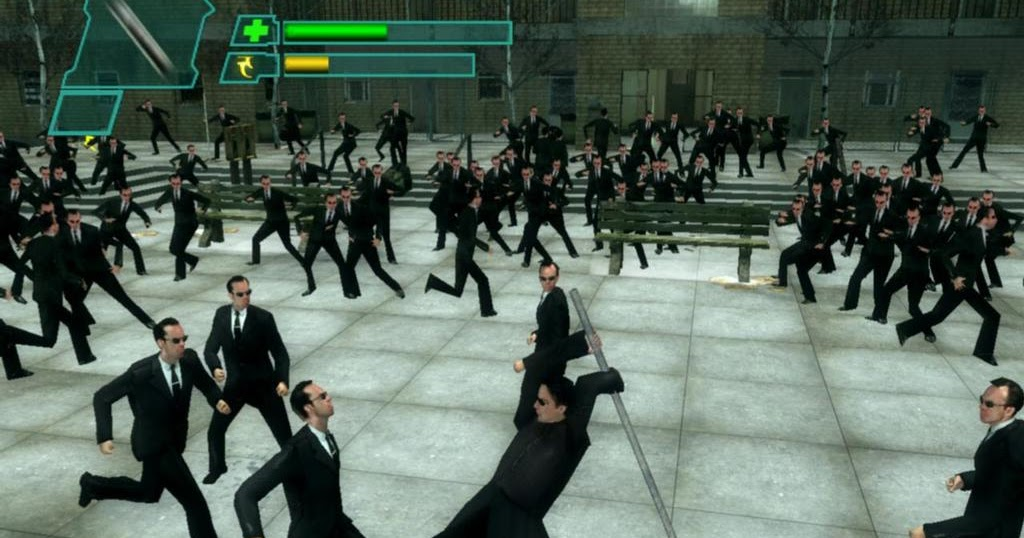 Download Game The Matrix Patch Of Neo Games PC Full Version