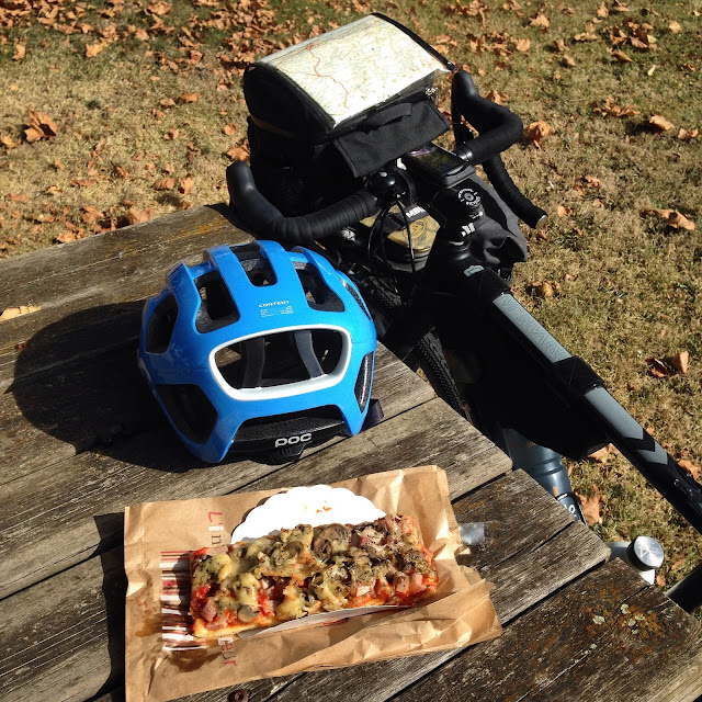 bike packing food ideas