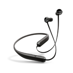 SOL REPUBLIC Shadow Wireless-Black and Steel Grey