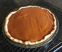 Delicious pumpkin pie recipe