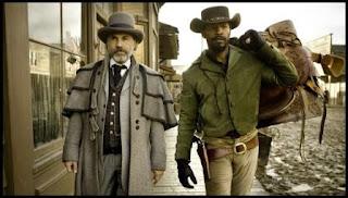 Django desencadenado, de Quentin Tarantino