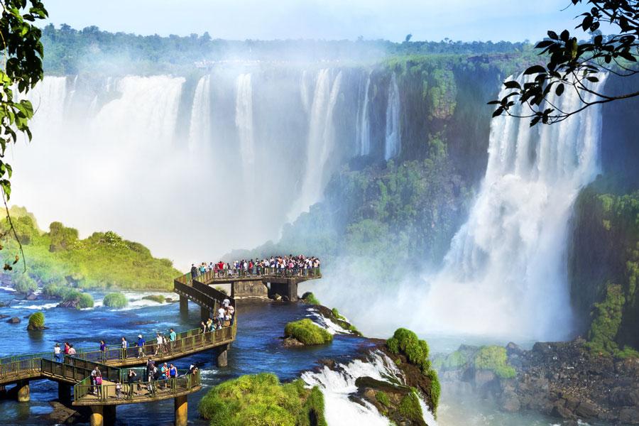 Cataratas del Iguazú - Marzo / Abril 2019.