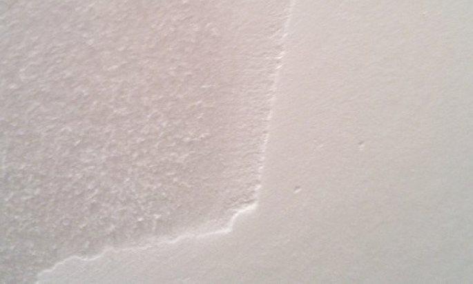 Como quitar el gotele latest alisar paredes quitar gotele - Como se quita el gotele ...