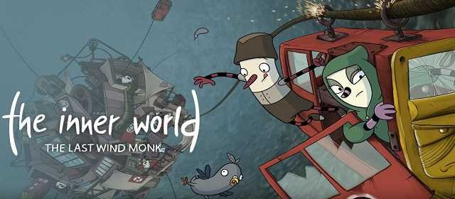 The Inner World – The Last Wind Monk Macera Oyun apk indir