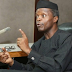 You can accuse Osinbajo of anything but not corruption