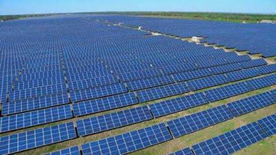 Maior usina solar da America latina