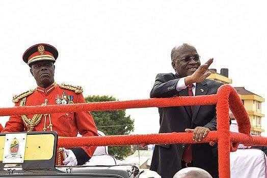 Magufuli tiref of sending condolences  over road accidents, sacks minister