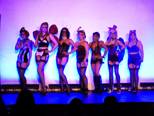 Kiss Me Deadly Catwalk And Cabaret Extravaganza!