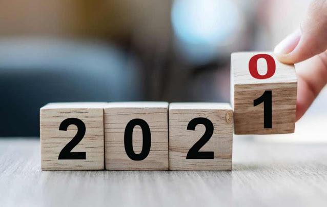 Terima Kasih 2020, Selamat Datang Tahun 2021