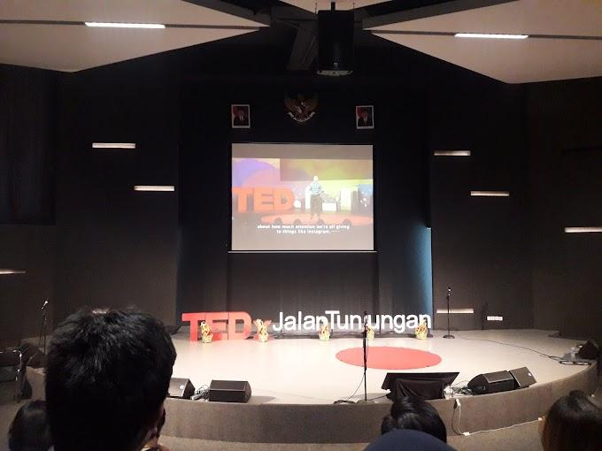 TedX Dedicated: Potret Impian dalam Tangguhnya Dedikasi