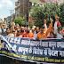 एससी/एसटी एक्ट के विरोध में सवर्ण और ओबीसी समाज आया सड़कों पर