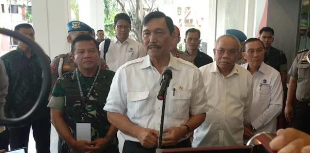 Soal 'Indonesia Barokah', Luhut: Kalau Memberikan Pencerahan Kenapa Tidak