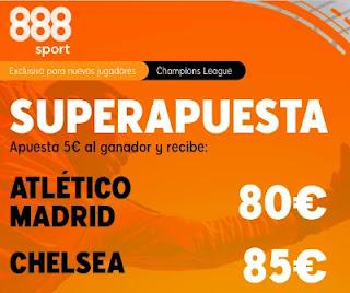 888sport superapuesta Atletico vs Chelsea 23-2-2021