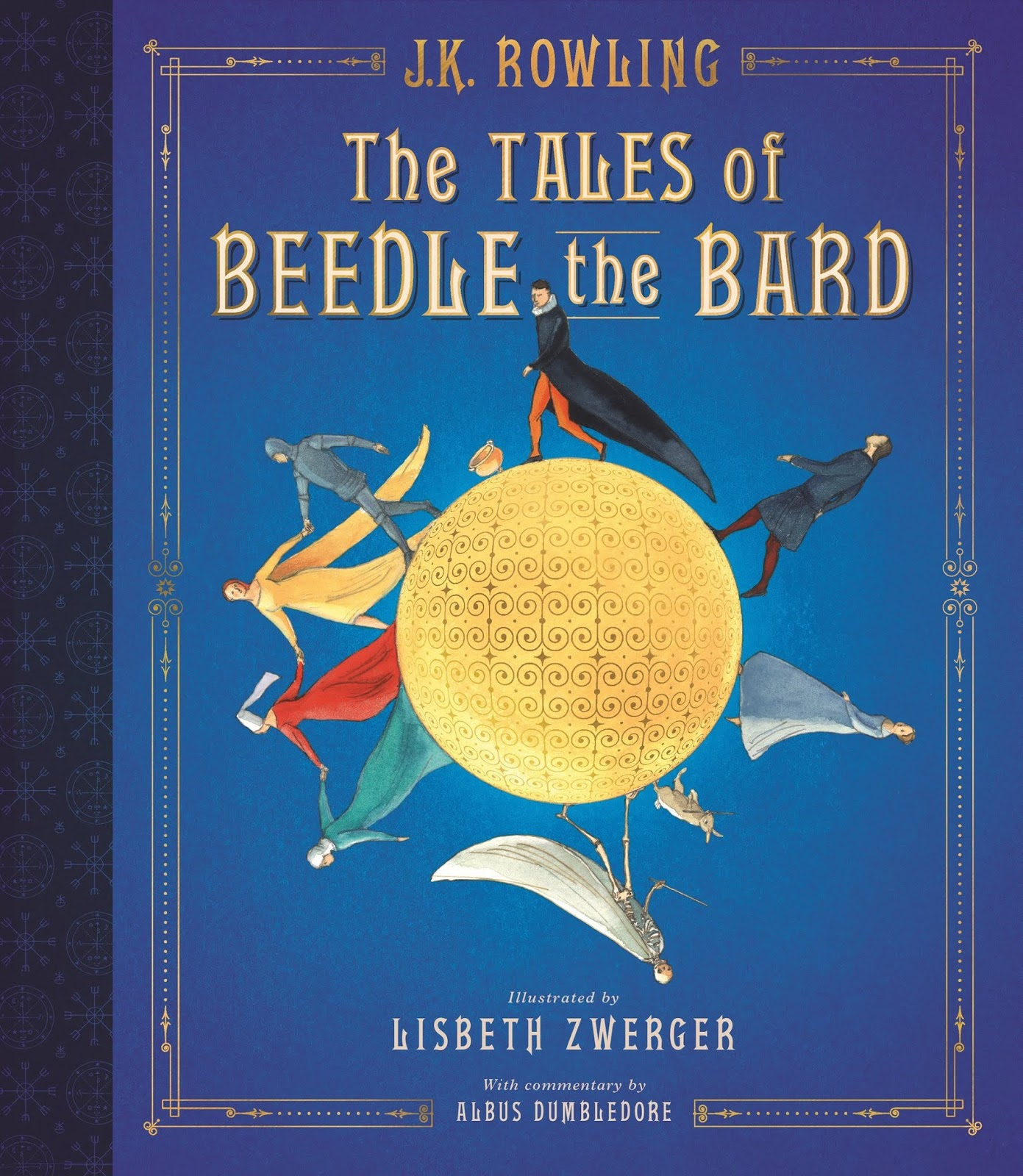 Tales of Beedle the Bard (US Edition) by J.K. Rowling