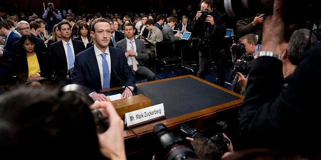 O testemunho de Mark Zuckerberg no Congresso dos EUA não conseguiu restaurar a confiança dos usuários do Facebook nas políticas de privacidade da rede social, diz o Financial Times.
