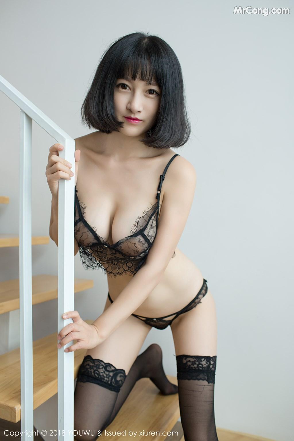 Image YouWu-Vol.114-MrCong.com-006 in post YouWu Vol.114: Người mẫu Xiao Tan Ge (小探戈-) (45 ảnh)