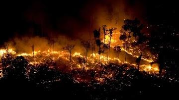 Onda de incêndios na Amazônia é um ataque de geoengenharia climática (Manipulação)