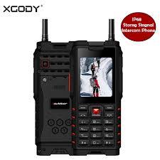 Spesifikasi Hape Outdoor XGODY T2