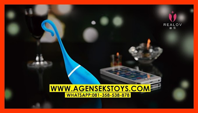 Mainan Dewasa Vibrator Irena I Warna Biru