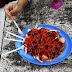 Makan Pasembur di Padang Kota Lama, Georgetown, Pulau Pinang
