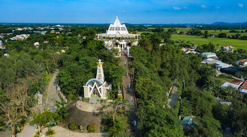 Trung tâm thánh mẫu Trà Kiệu