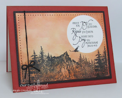 ODBD Keep Climbing, ODBD Custom Double Stitched Rectangles Dies, ODBD Custom Rectangles Dies, Card Designer Angie Crockett