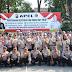 Kapolres Gresik Terima Sertifikat Hak Pakai Aset Polri dari Ketua BPN