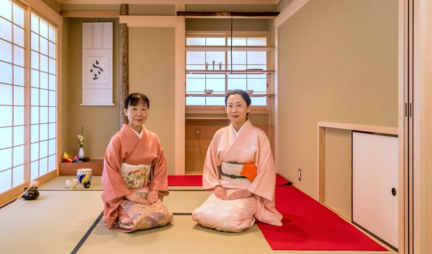 You Are Invited to Tea Ceremony at Nara, Japan