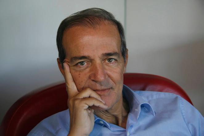 Roberto Costantini: kocham Rzym, jak się kocha piękną kobietę