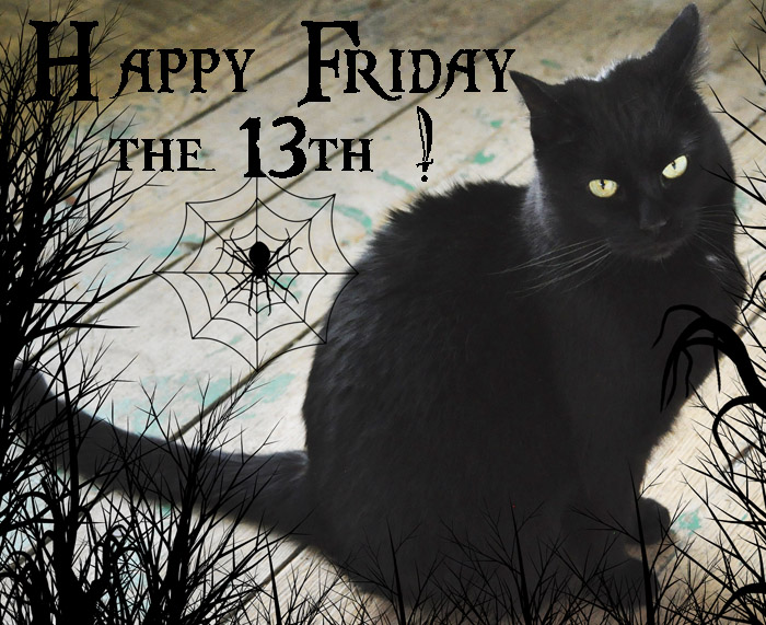 Mickeys Musings Happy Friday The 13th