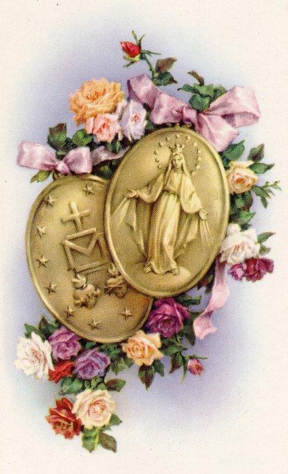 Resultado de imagen para medalla milagrosa