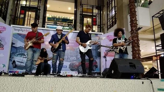 GCI Chapter Tangerang adakan acara di Tangcity Mall