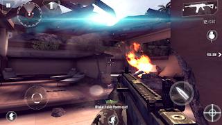 Modern Combat 4 Zero Hour Apk + Mod Terbaru (100% Work Marshmallow + Nougat)