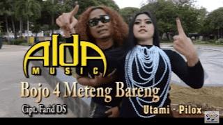 Lirik Lagu Bojo 4 Meteng Bareng - Utami DF feat Pilox