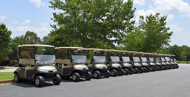 Jasa servis mobil golf car ezgo panggilan
