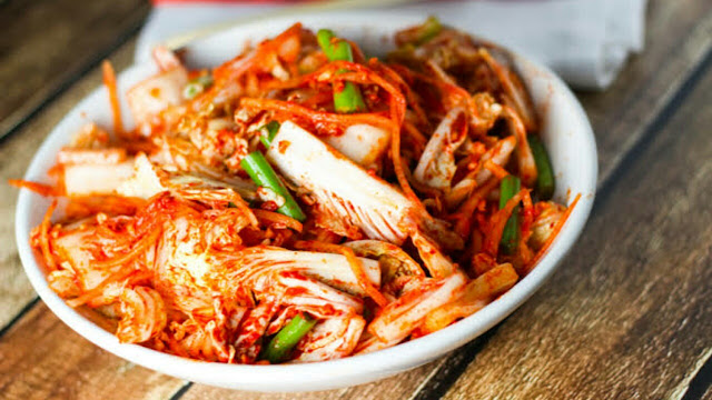 Recipes Kimchi Delicious and Halal