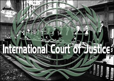 Tugas Mahkamah Internasional PBB (International Court of Justice)