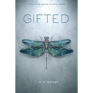 Gifted by H.A Swain | Cover Love