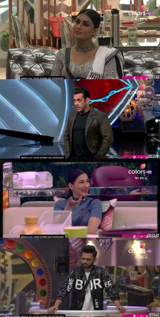 Bigg Boss 18 Oct 2020 HDTV 720p 480p