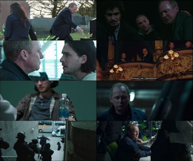 Spooks: The Greater Good 2015 Dual Audio 720p BluRay