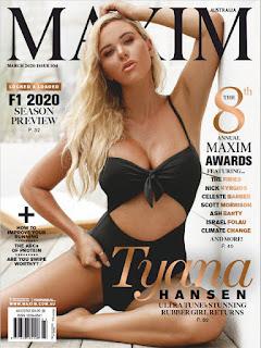 Maxim Australia – Marzo 2020 PDF