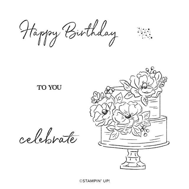 Happy Birthday To You Stampin Up