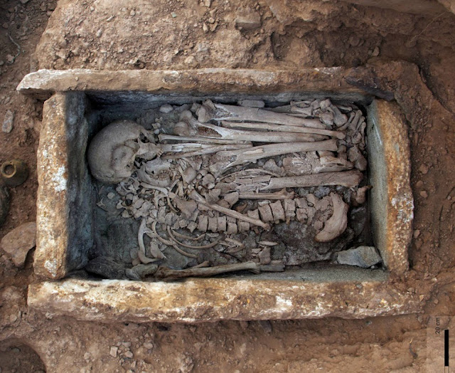 The invasion that wiped out every man from Spain 4,500 years ago