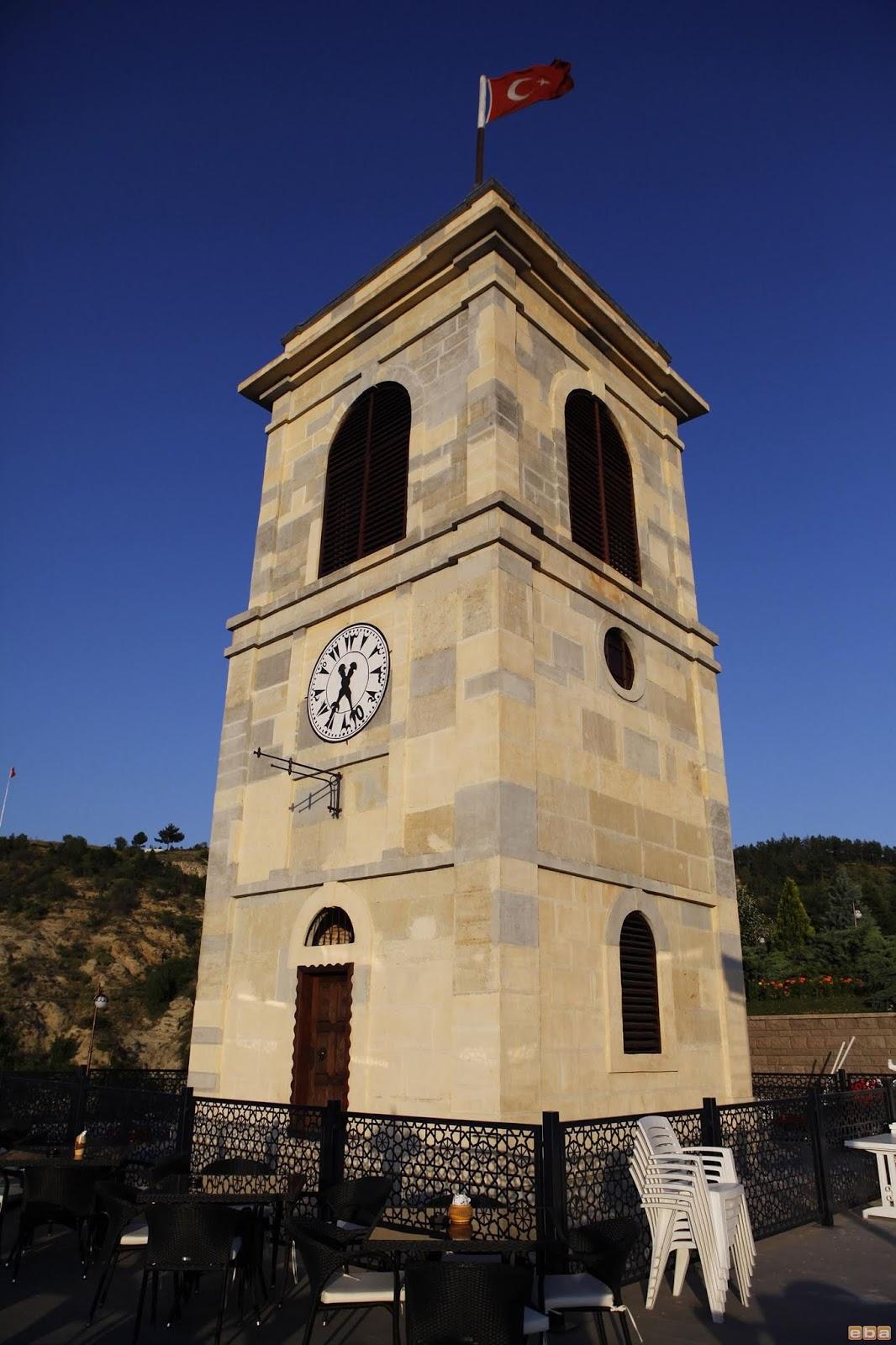 Kastamonu Şehri Saat Kulesi