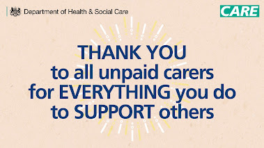 Thank you unpaid carers
