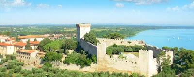 Tour di 2 giorni in Italia - Gite in Umbria - Castiglione del lago.