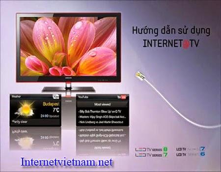 Thông Tin Internet TV Và Cách Sử Dụng